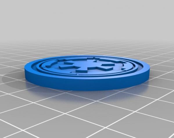 硬币 3D模型  图15