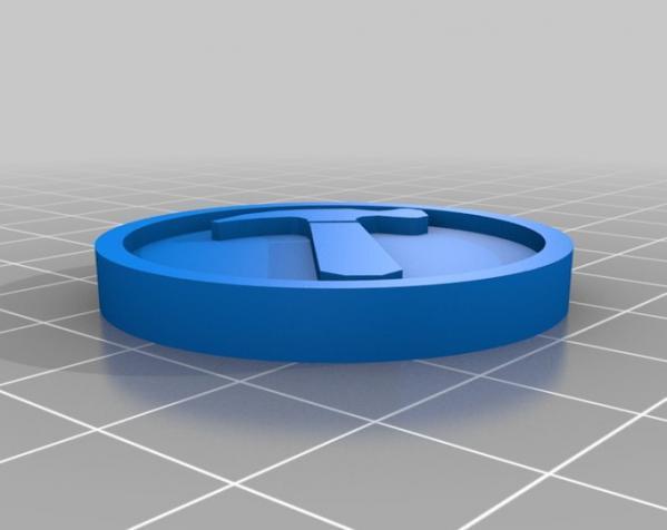硬币 3D模型  图17
