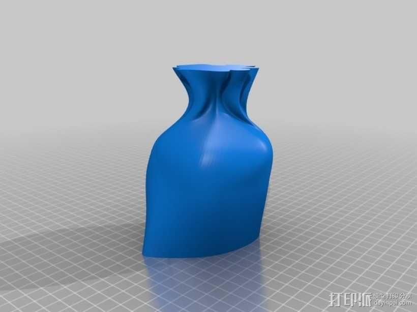 麻布袋 模型 3D模型  图2