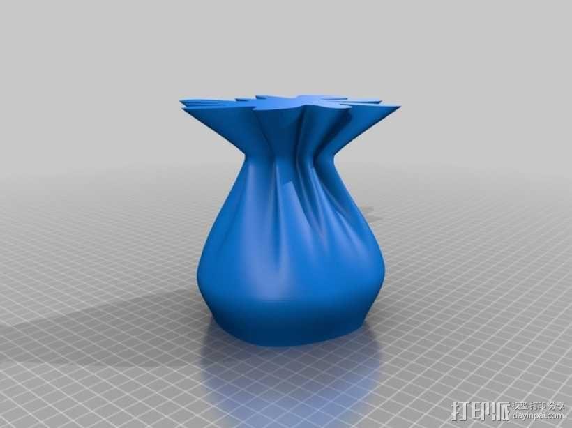 麻布袋 模型 3D模型  图5