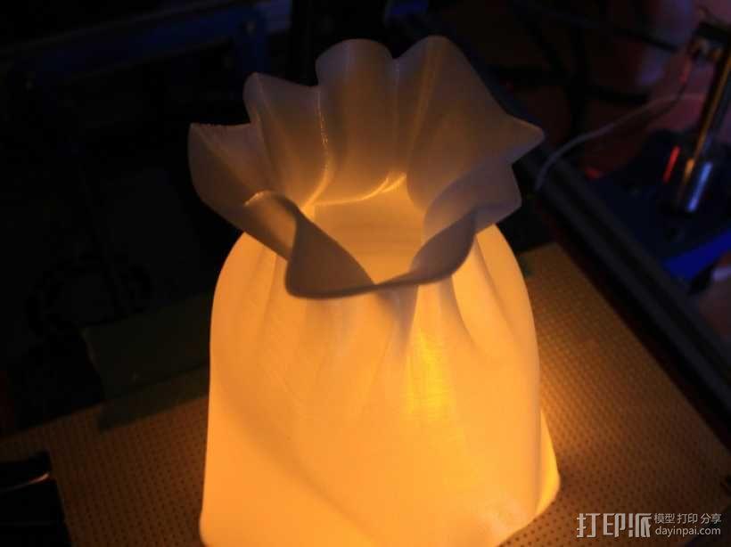 麻布袋 模型 3D模型  图6