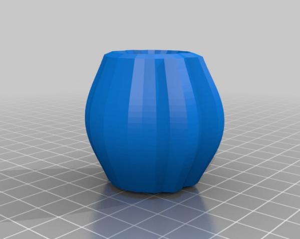 两半成型模具 3D模型  图11
