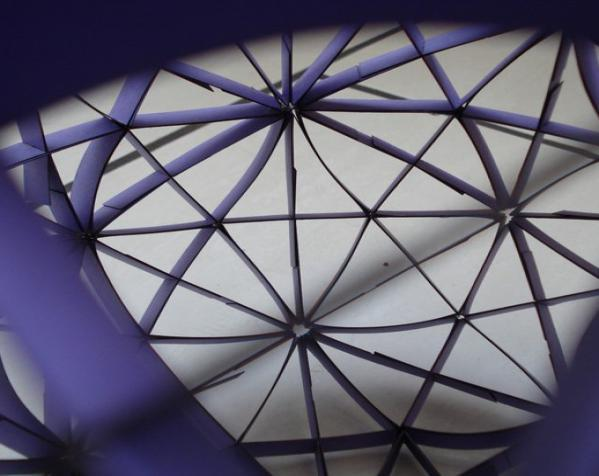大圆球 (由31个圆环组成) 3D模型  图3