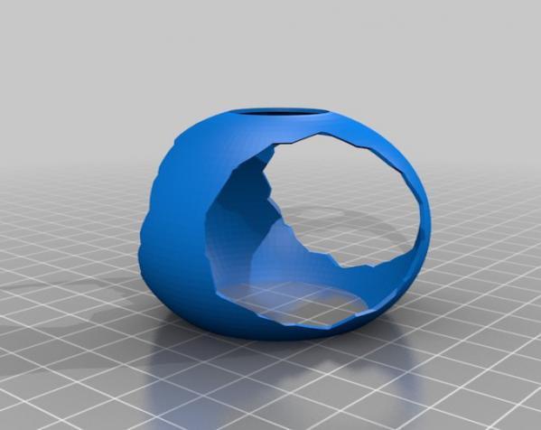 女巫的眼球 3D模型  图3