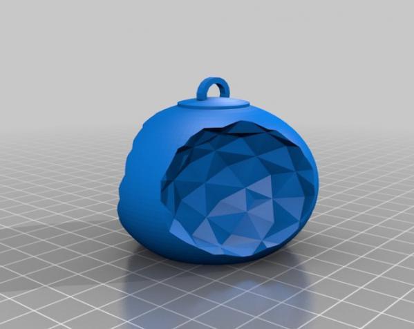 女巫的眼球 3D模型  图2