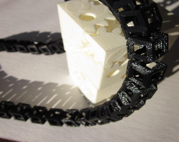 Dodeca圆环链 3D模型  图4