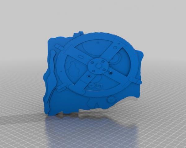 安提基特拉(Antikythera)机械 模型 3D模型  图2