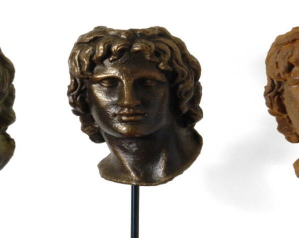 亚历山大大帝 雕像模型 3D模型  图3