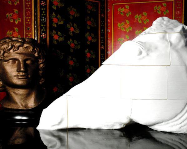 亚历山大大帝 雕像模型 3D模型  图7