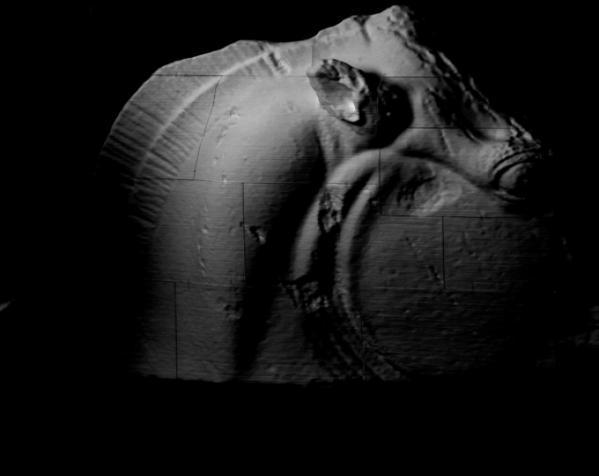 亚历山大大帝 雕像模型 3D模型  图6
