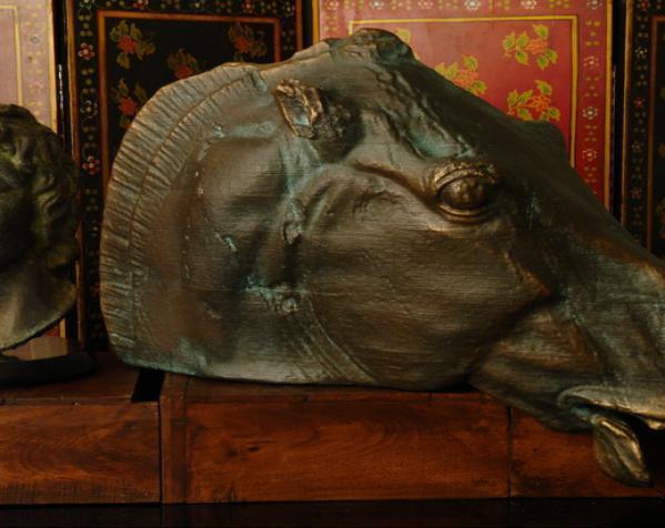 亚历山大大帝 雕像模型 3D模型  图8