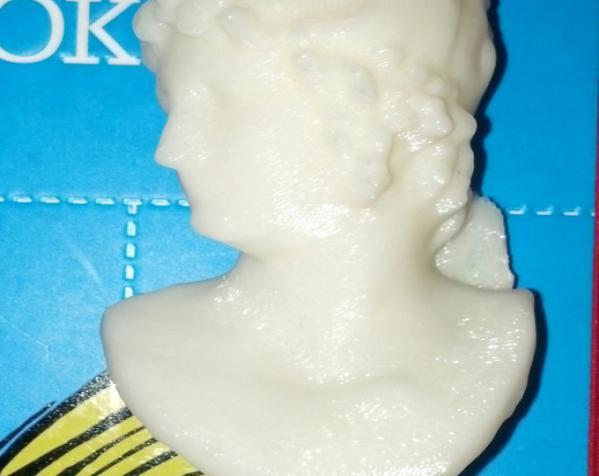特洛伊王子 Paris半身像 模型 3D模型  图3