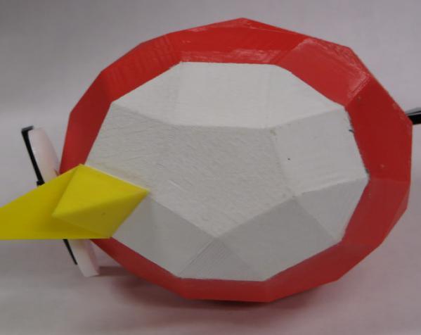 愤怒的小鸟 3D模型  图6