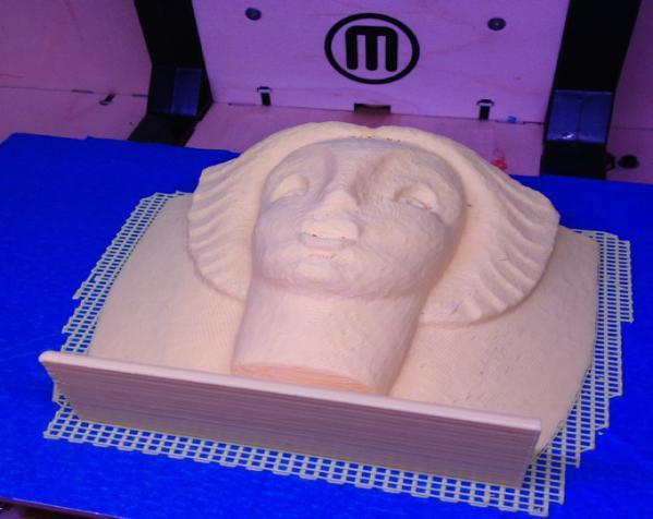 亨利·鲍恩安东尼 喷泉 模型 3D模型  图3