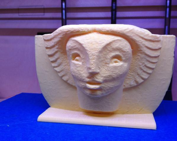 亨利·鲍恩安东尼 喷泉 模型 3D模型  图2
