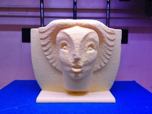 亨利·鲍恩安东尼 喷泉 模型 3D模型  图5