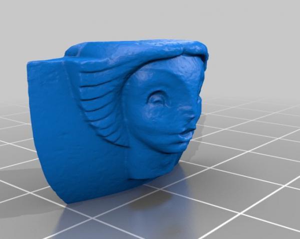亨利·鲍恩安东尼 喷泉 模型 3D模型  图6