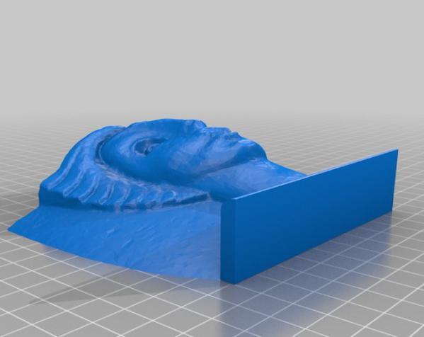 亨利·鲍恩安东尼 喷泉 模型 3D模型  图4
