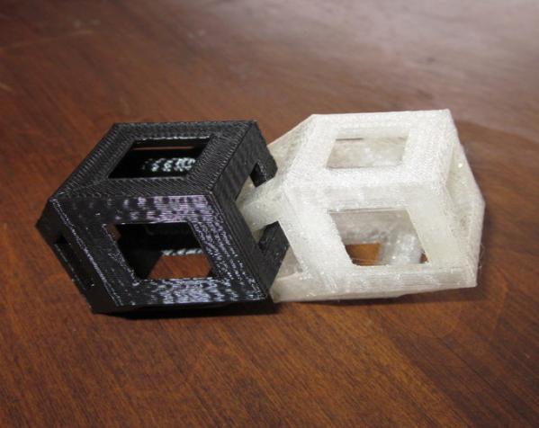 菱形十二面体手链 3D模型  图2