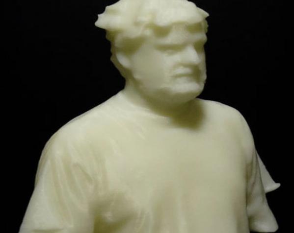 人群 雕像模型 3D模型  图4