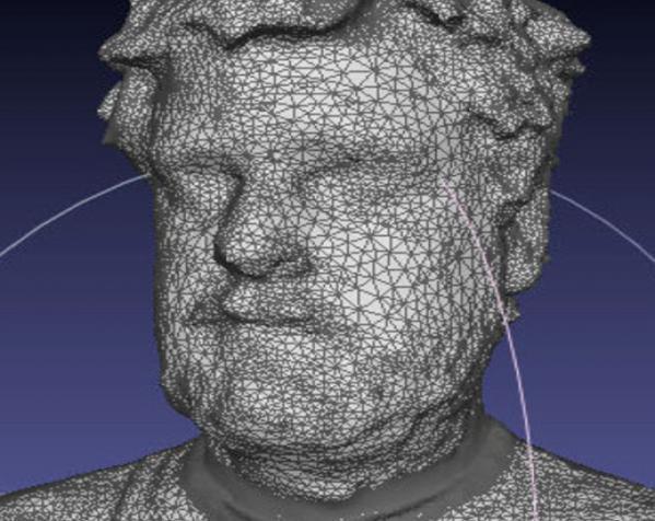 人群 雕像模型 3D模型  图9