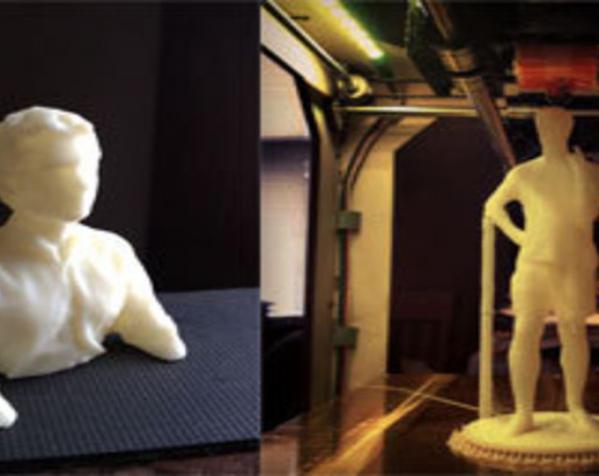 人群 雕像模型 3D模型  图8