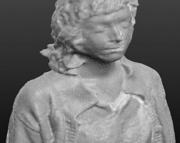人群 雕像模型 3D模型  图7
