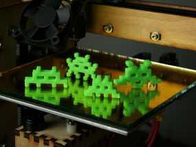入侵者 模型 3D模型