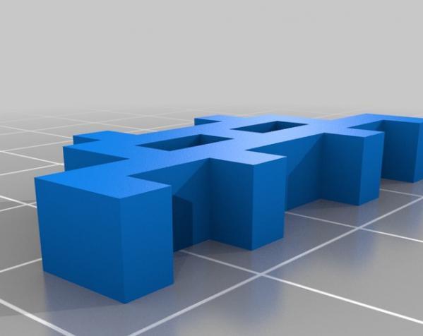 入侵者 模型 3D模型  图4