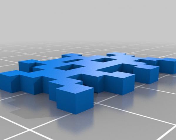 入侵者 模型 3D模型  图3