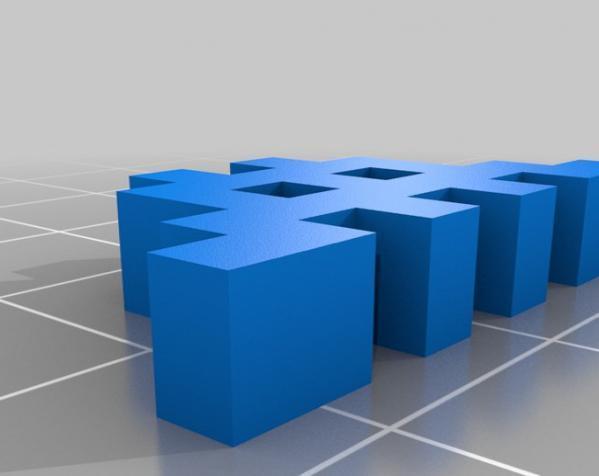 入侵者 模型 3D模型  图5