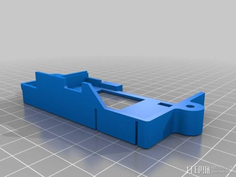 PolargraphSD设备外壳 3D模型  图4