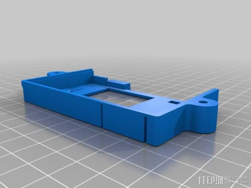 PolargraphSD设备外壳 3D模型  图5