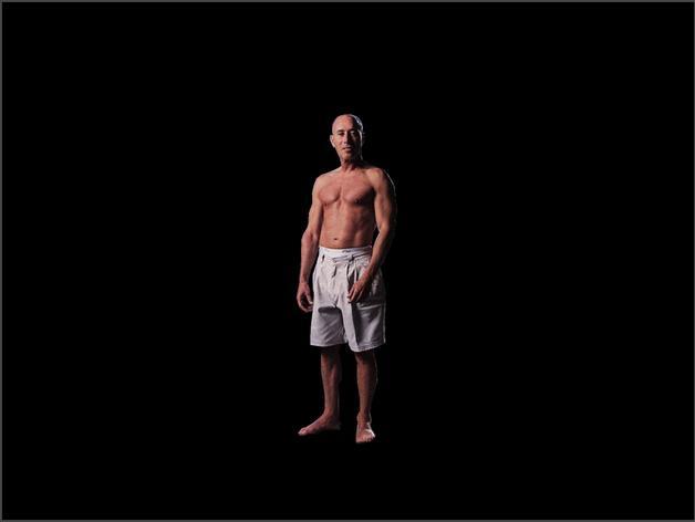 Sexyboy系列人物模型 3D模型  图3