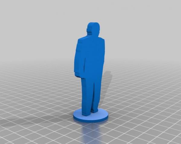 Sexyboy系列人物模型 3D模型  图15