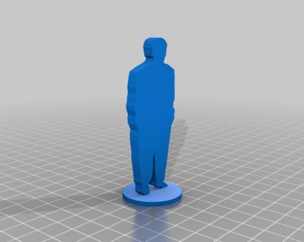 Sexyboy系列人物模型 3D模型  图19