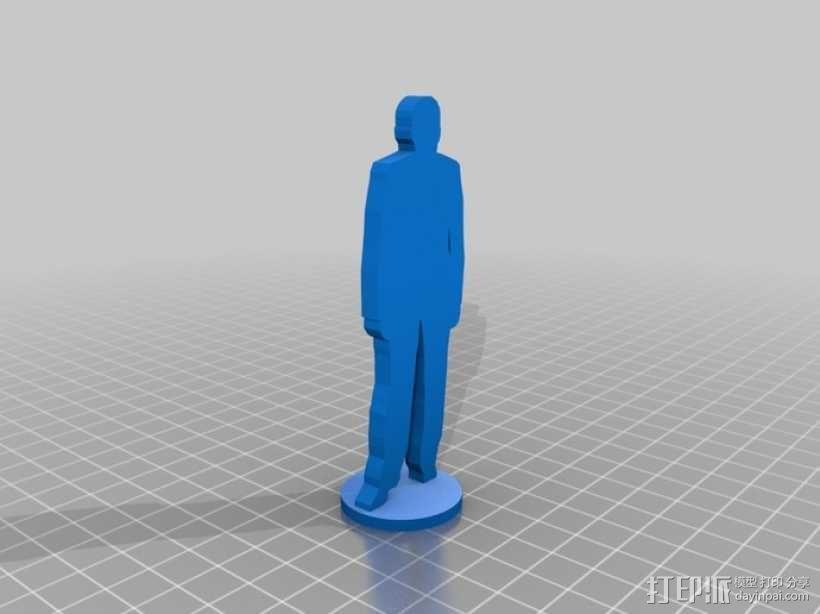 Sexyboy系列人物模型 3D模型  图23