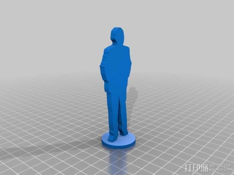 Sexyboy系列人物模型 3D模型  图25