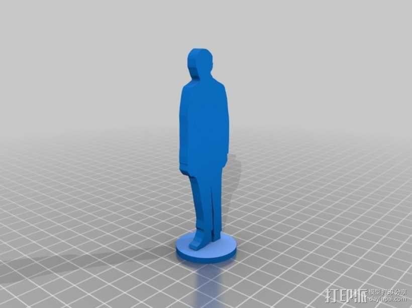 Sexyboy系列人物模型 3D模型  图24
