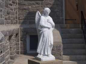 海洋天使 雕像模型 3D模型
