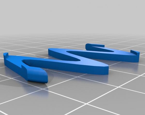 装饰性的磁盘 3D模型  图5