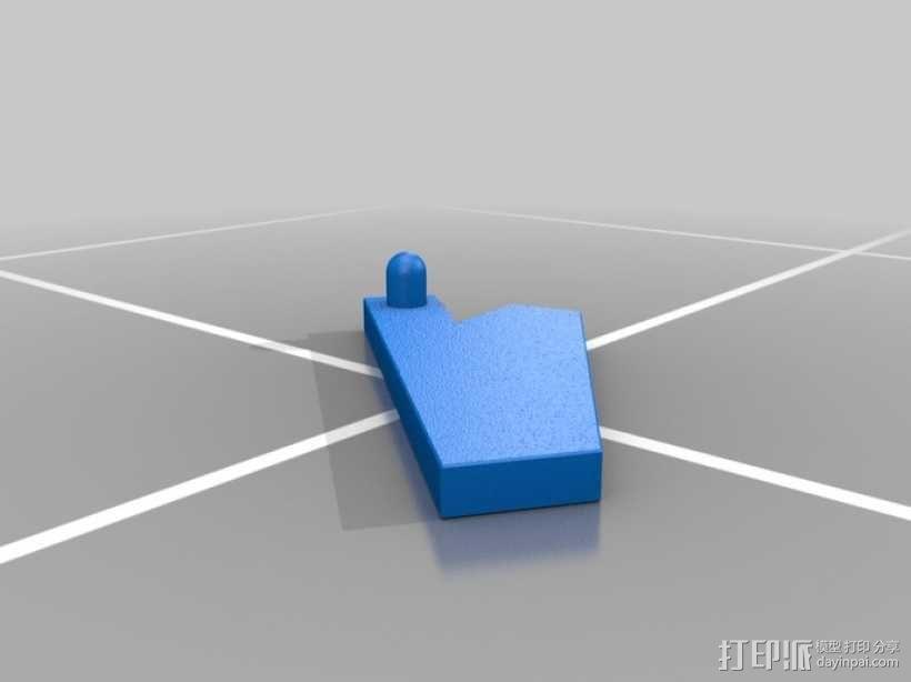 PIXAR皮克斯小台灯 3D模型  图12