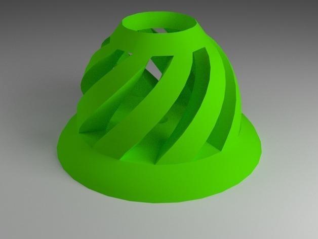 Wacom Bamboo笔架 3D模型  图2