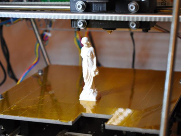 迷你公墓雕塑 3D模型  图4