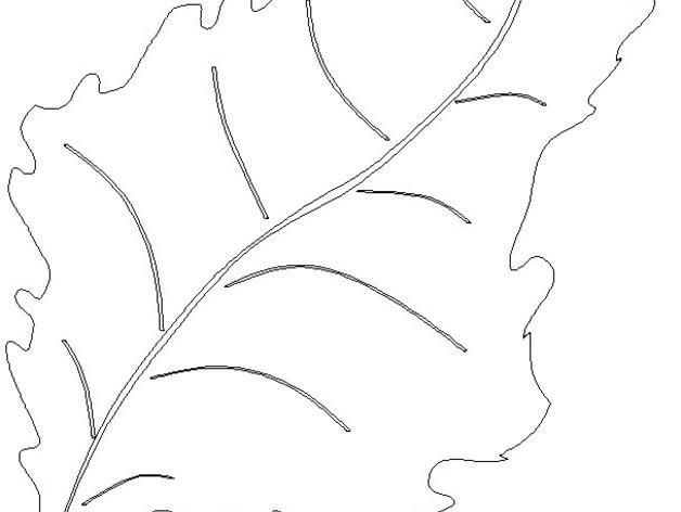 落叶壁画 3D模型  图9