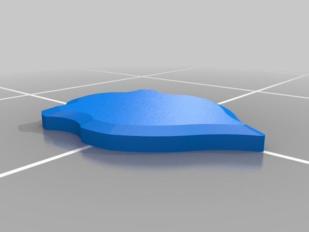 恐龙头 模型 3D模型  图2
