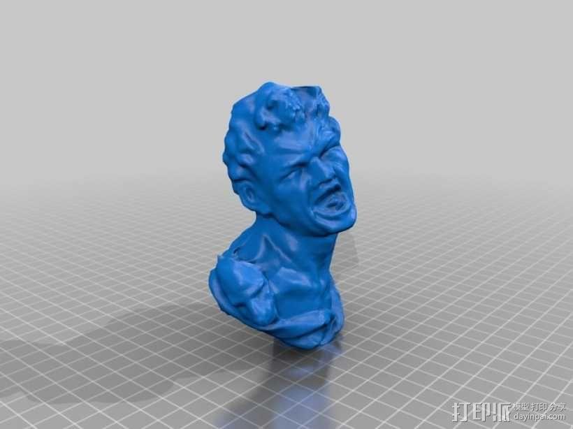 玛尔叙阿斯 3D模型  图2
