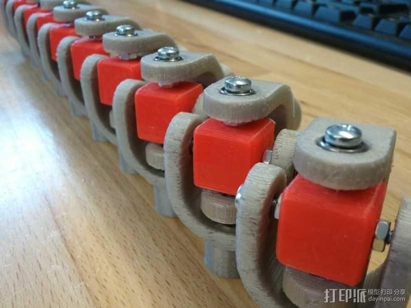 动态艺术:齿轮 3D模型  图10