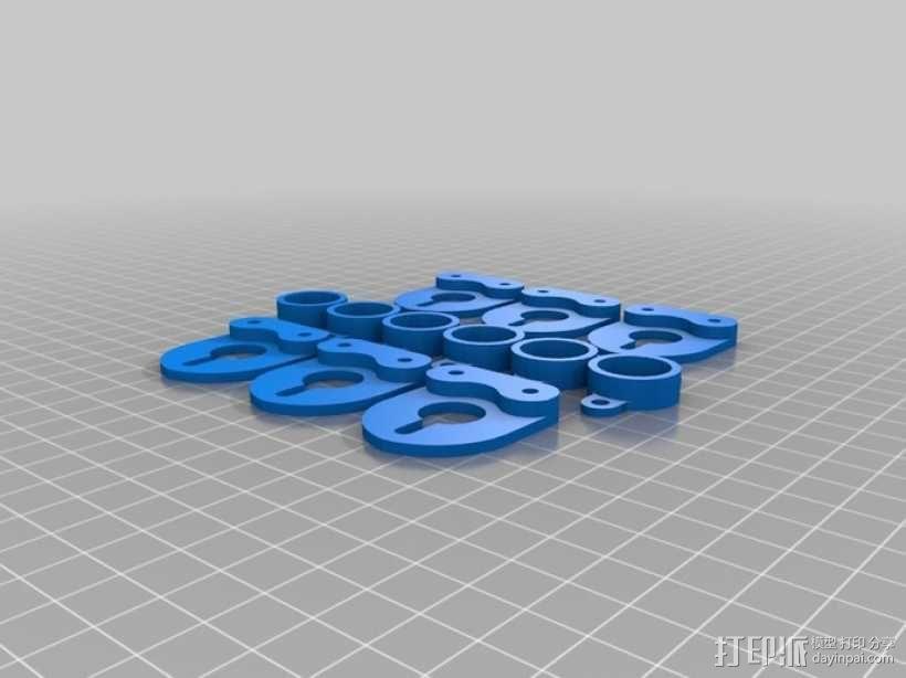 动态艺术:齿轮 3D模型  图19