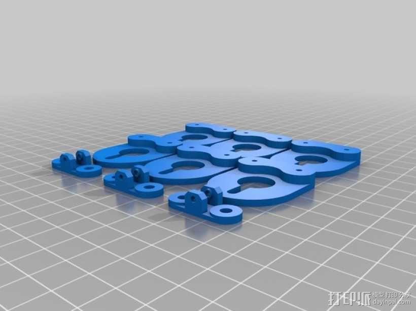 动态艺术:齿轮 3D模型  图22